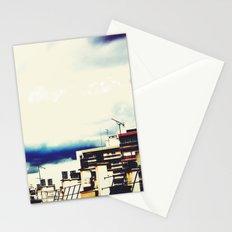 Les Toits de Paris Stationery Cards