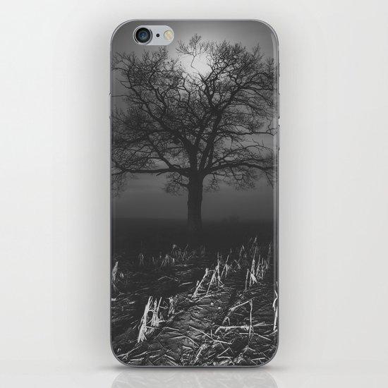 Moon Over Me iPhone & iPod Skin