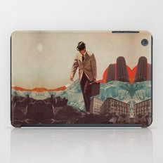 Leaving Their Cities Behind iPad Case