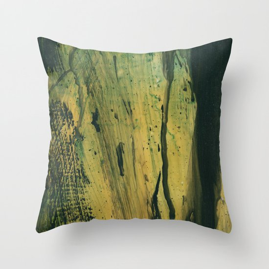 Abstractions Series 002 Throw Pillow