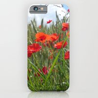 Coquelicots iPhone 6 Slim Case