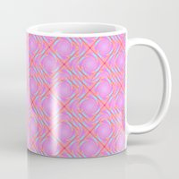Pastel Broken Diamond Sw… Mug