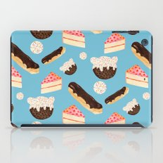 sweet things (on blue) iPad Case