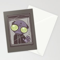 Office Zombie Stationery Cards