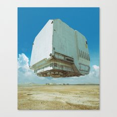 BOXXX-3W (everyday 07-01… Canvas Print