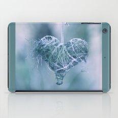 Blue Heart  iPad Case