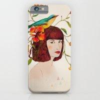 iPhone & iPod Case featuring Dreams by Belén Segarra