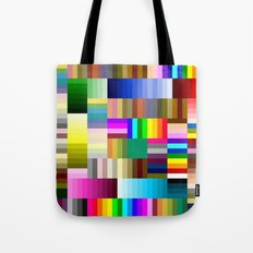 Sharpie Crazy Tote Bag