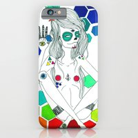 Phantasmagorique iPhone 6 Slim Case