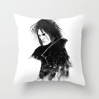 Lord of Dreams Throw Pillow