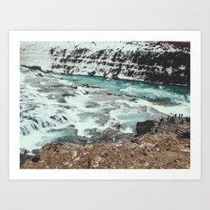 Iceland 12 Art Print