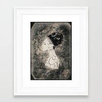 Robotbeauty Framed Art Print