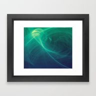 Somewhere Only We Know Framed Art Print