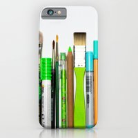 Real Weapons Of Mass Creation II iPhone 6 Slim Case