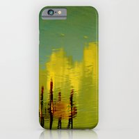 iPhone & iPod Case featuring The long walk by monjii art