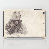 John T. Rex iPad Case
