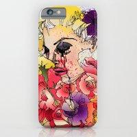 When The Petals Start Po… iPhone 6 Slim Case