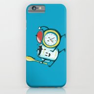 Wake Up! Wake Up! iPhone 6 Slim Case