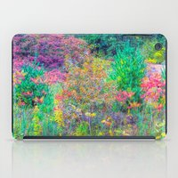 A Walk Among The Colors … iPad Case