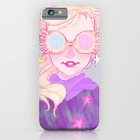 iPhone & iPod Case featuring Luna Lovegood by Thais Magnta Canha