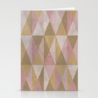 Dirty Sexy Argyle Stationery Cards