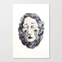 lines I Canvas Print