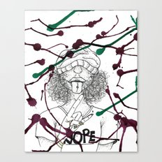 Chicks Dig Me Canvas Print