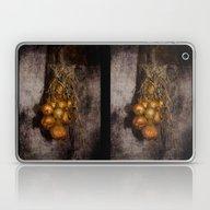 Still Life With Onions  Laptop & iPad Skin