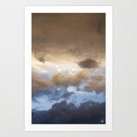 New Mexico Sunset 2 (Jul… Art Print