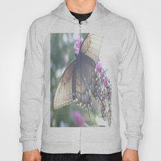 Sheer Butterfly Hoody