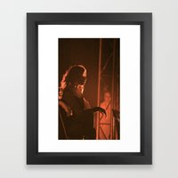 Stage Framed Art Print