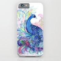Blue Wild iPhone 6 Slim Case