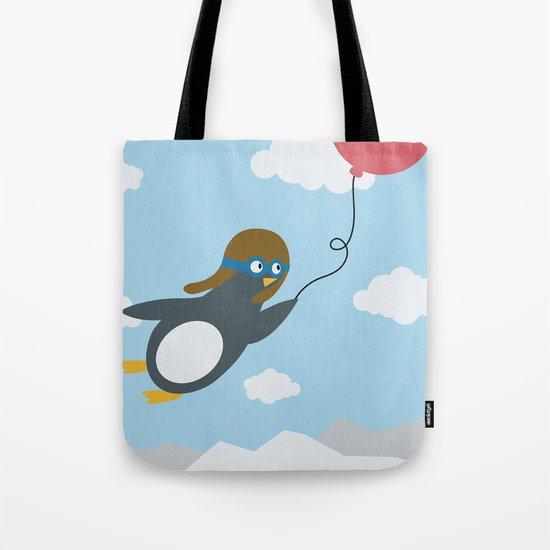 Take Flight! Tote Bag