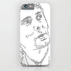 Matthew Bellamy WordsPortrait Slim Case iPhone 6s