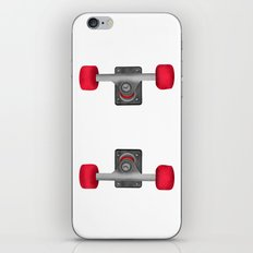 Skateboard Trucks iPhone & iPod Skin