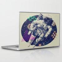 infinity Laptop & iPad Skins featuring INFINITY by Steven Kline