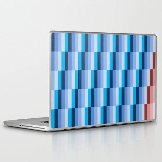 Fuzz Line #1 Laptop & iPad Skin