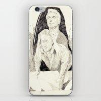 Killer twin peaks iPhone & iPod Skin