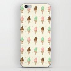 Ice Cream - Whipped iPhone & iPod Skin