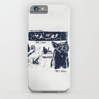 I Watch You Poop... And … iPhone 6 Slim Case