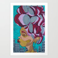 West Indian Women Be Lik… Art Print
