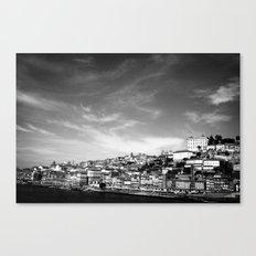 home, Porto Canvas Print