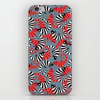 Safety In Numbers iPhone & iPod Skin