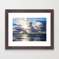 Next To Heaven  Framed Art Print