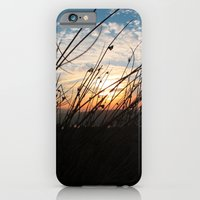 iPhone & iPod Case featuring Sunset at the Lakes. by Nicole Mason-Rawle