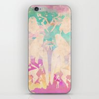 Rorshach Vacation iPhone & iPod Skin