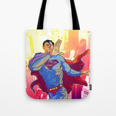 Hometown Hero Tote Bag
