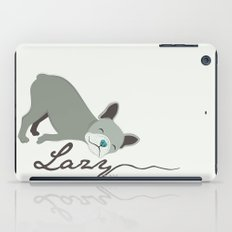 Lazy Dog iPad Case