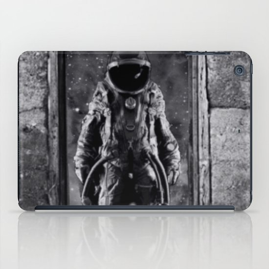 The man from earth iPad Case