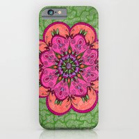Pink Mandala iPhone 6 Slim Case